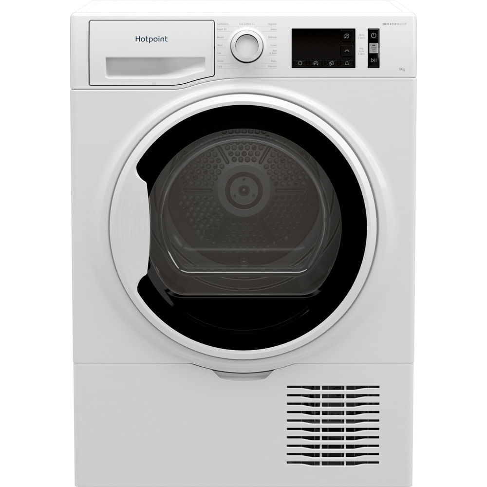 Hotpoint Freestanding tumble dryer H3 D91WB UK : discover the specifications of our home appliances and bring the innovation into your house and family.