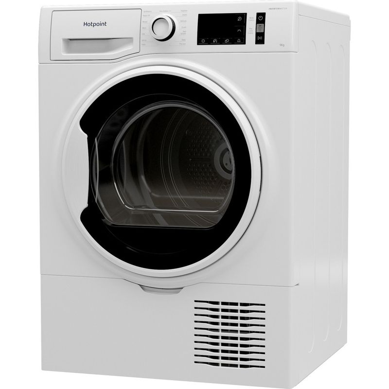 Hotpoint-Dryer-H3-D91WB-UK-White-Perspective