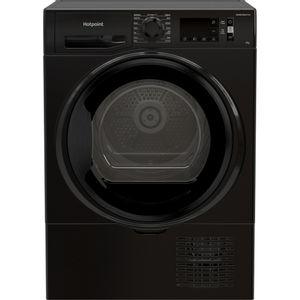 Hotpoint H3 D91B UK Tumble Dryer - Black