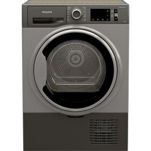 Hotpoint H3 D91GS Tumble Dryer - Graphite