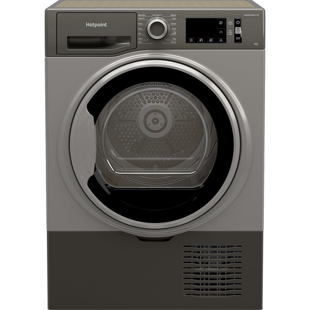 Hotpoint Freestanding tumble dryer H3 D91GS UK : discover the specifications of our home appliances and bring the innovation into your house and family.
