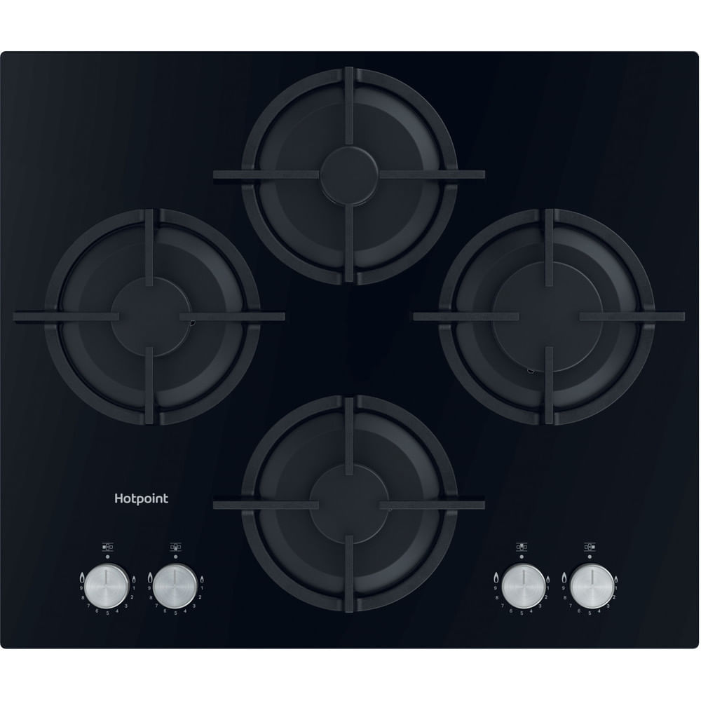 Hotpoint Gas Hob HGS 61S BK : discover the specifications of our home appliances and bring the innovation into your house and family.