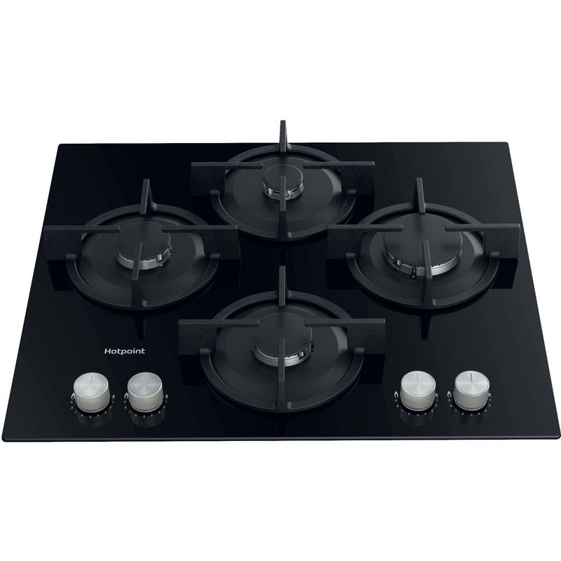 Hotpoint-HOB-HGS-61S-BK-Black-GAS-Perspective