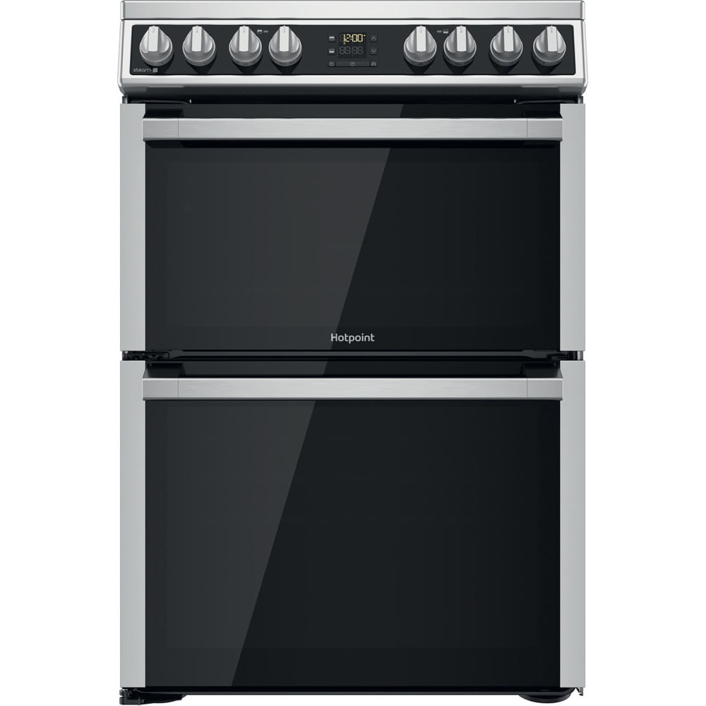 Hotpoint Double Cooker HDM67V8D2CX/UK : discover the specifications of our home appliances and bring the innovation into your house and family.