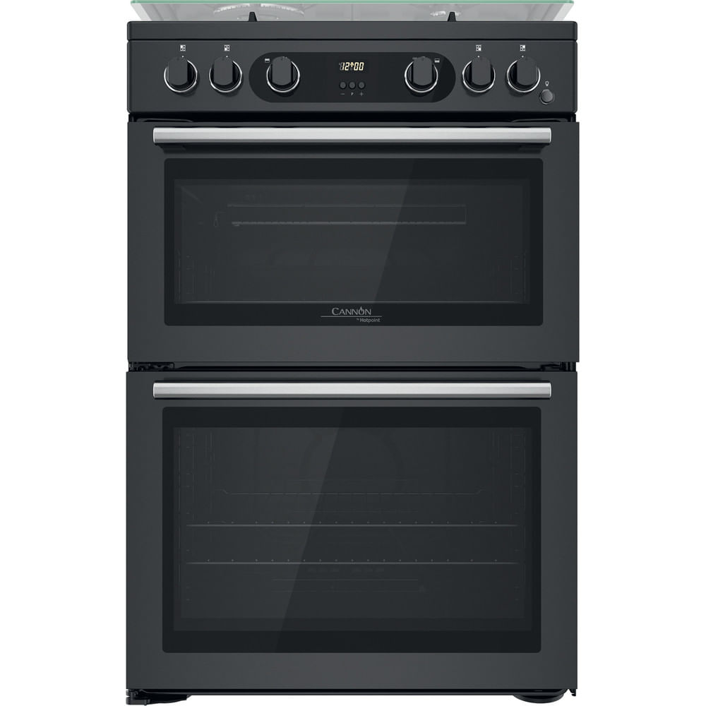 Hotpoint Double Cooker CD67G0C2CA/UK : discover the specifications of our home appliances and bring the innovation into your house and family.