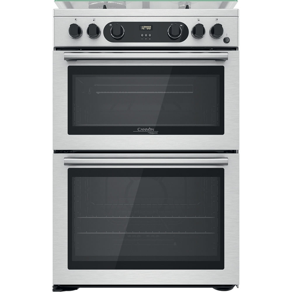 Hotpoint Double Cooker CD67G0CCX/UK : discover the specifications of our home appliances and bring the innovation into your house and family.