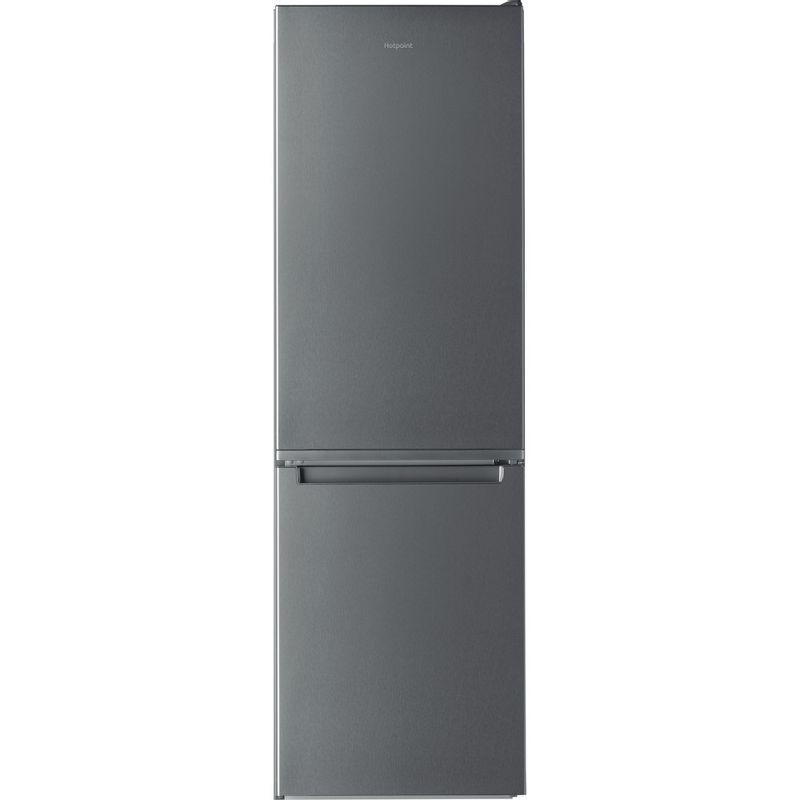Hotpoint-Fridge-Freezer-Free-standing-H3T-811I-OX-1-Optic-Inox-2-doors-Frontal