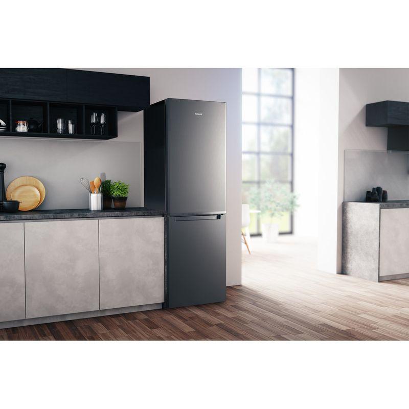 Hotpoint-Fridge-Freezer-Free-standing-H3T-811I-OX-1-Optic-Inox-2-doors-Lifestyle-perspective