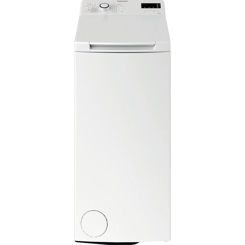 Hotpoint-Washing-machine-Free-standing-WMTF-722U-UK-N-White-Top-loader-E-Frontal