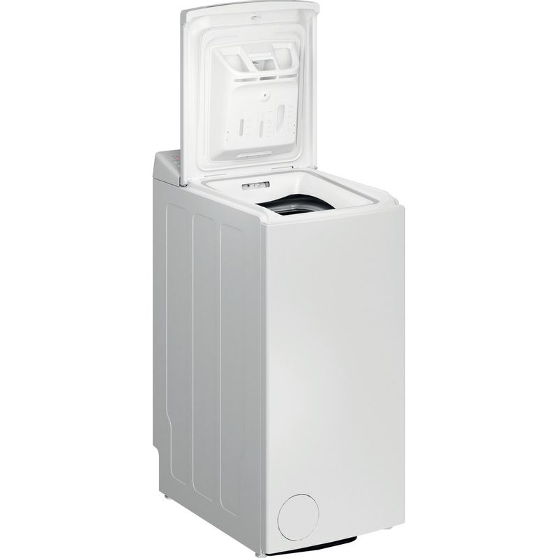 Hotpoint-Washing-machine-Free-standing-WMTF-722U-UK-N-White-Top-loader-E-Perspective-open