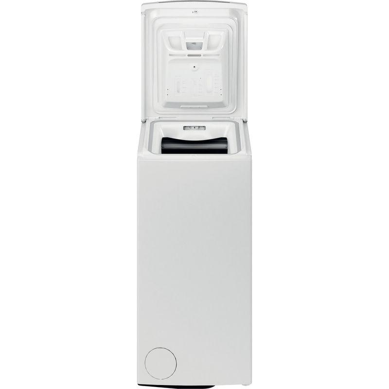 Hotpoint-Washing-machine-Free-standing-WMTF-722U-UK-N-White-Top-loader-E-Frontal-open