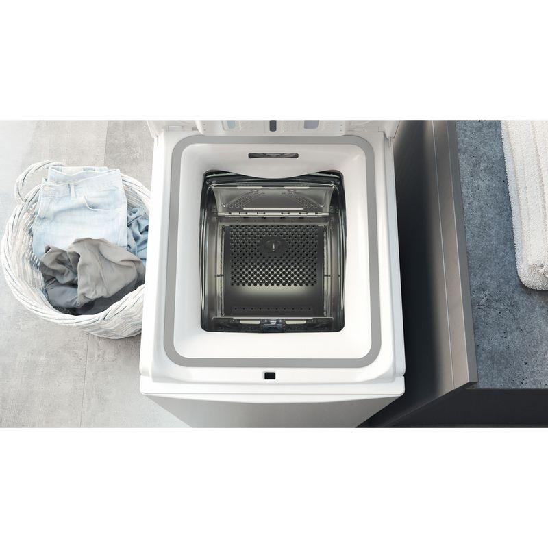 Hotpoint-Washing-machine-Free-standing-WMTF-722U-UK-N-White-Top-loader-E-Drum