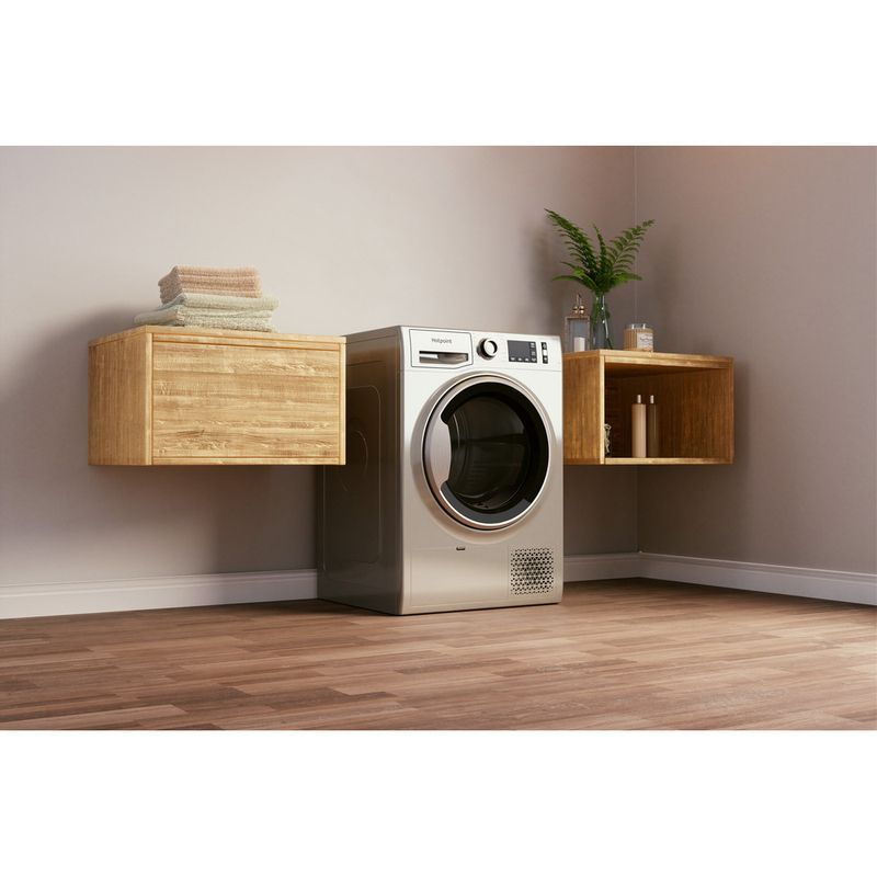 Hotpoint-Dryer-NT-M11-9X2SXB-UK-Silver-Lifestyle-perspective