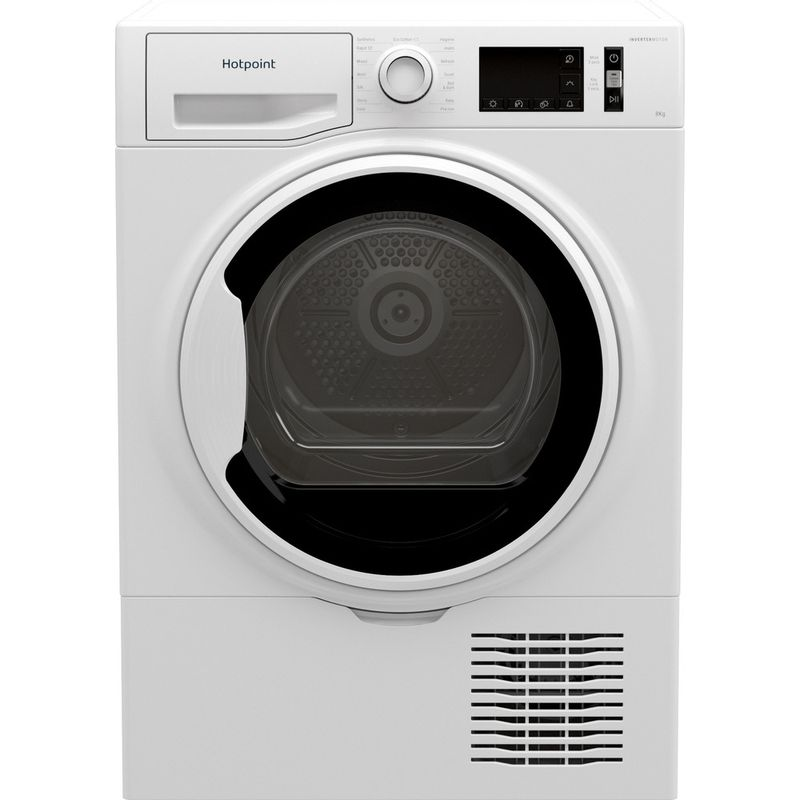 Hotpoint-Dryer-H3-D81WB-UK-White-Frontal
