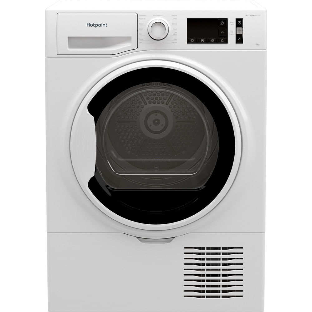 Hotpoint Freestanding tumble dryer H3 D81WB UK : discover the specifications of our home appliances and bring the innovation into your house and family.