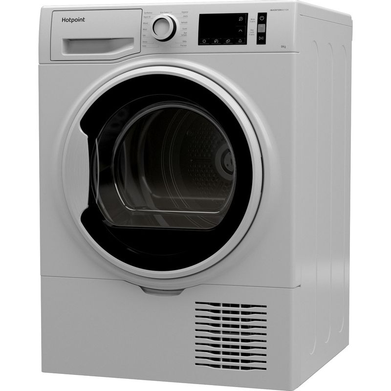 Hotpoint-Dryer-H3-D81WB-UK-White-Perspective