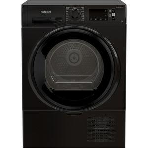 Hotpoint H3 D81B UK Tumble Dryer - Black