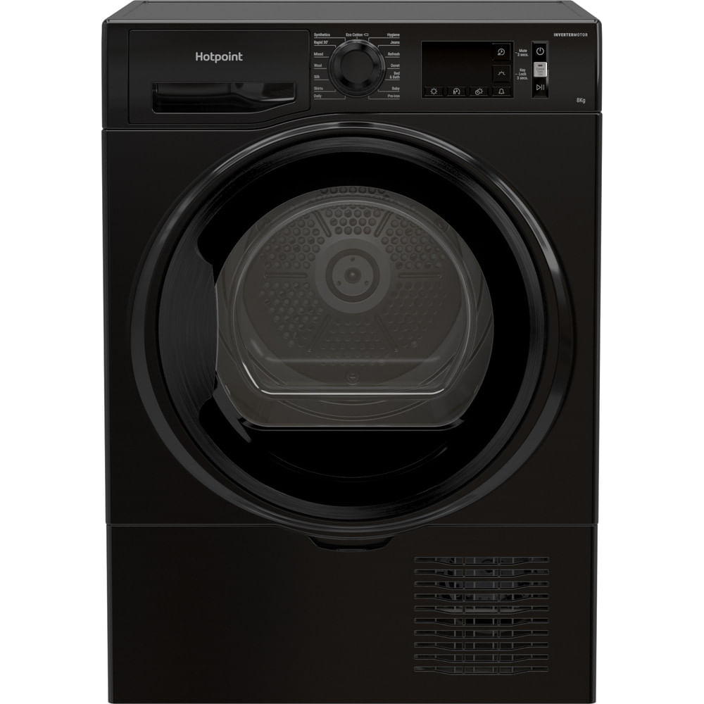 Hotpoint Freestanding tumble dryer H3 D81B UK : discover the specifications of our home appliances and bring the innovation into your house and family.