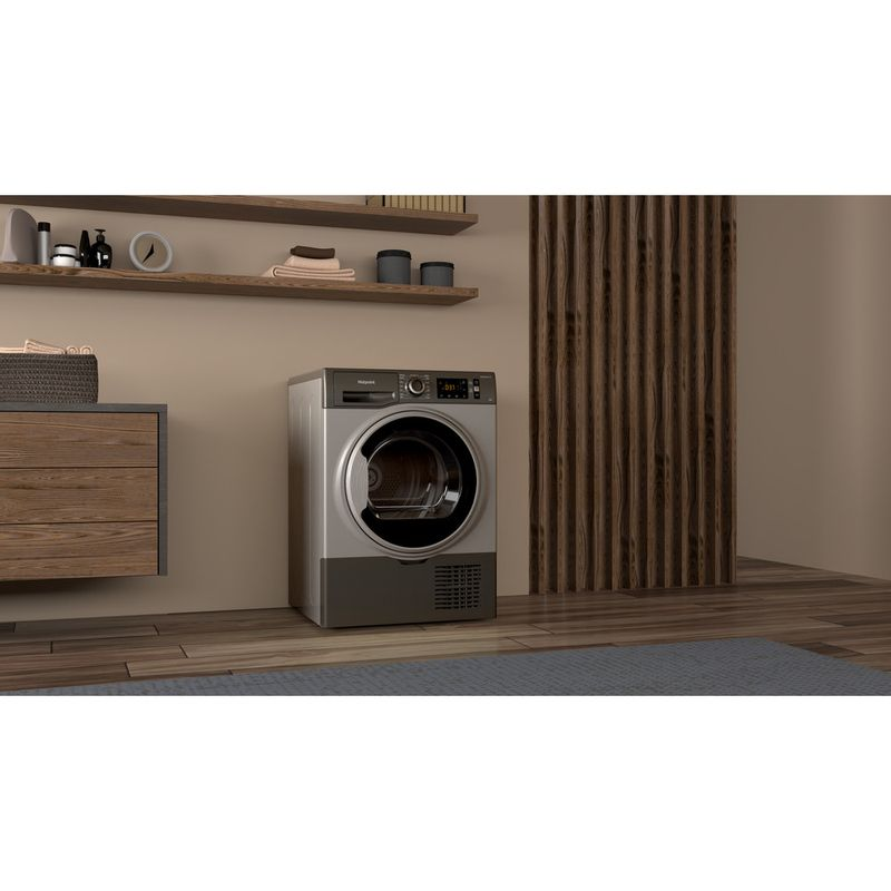 Hotpoint-Dryer-H3-D81GS-UK-Graphite-Lifestyle-perspective