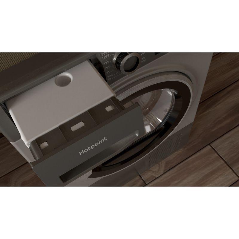 Hotpoint-Dryer-H3-D81GS-UK-Graphite-Drawer