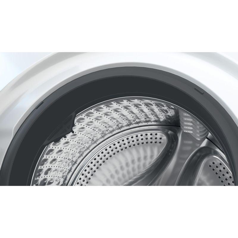 Hotpoint-Washing-machine-Free-standing-H6-W845WB-UK-White-Front-loader-B-Drum