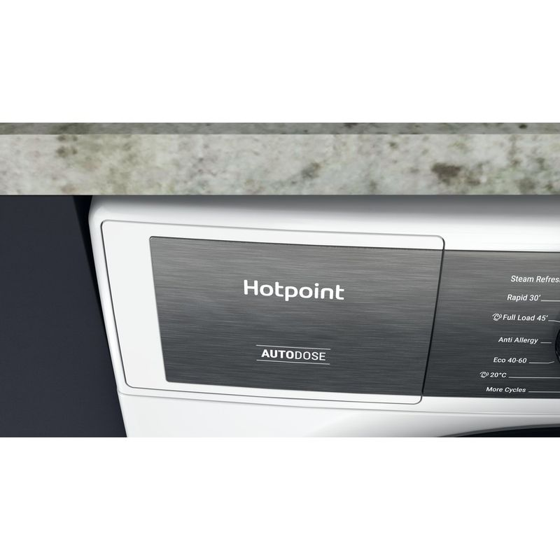Hotpoint-Washing-machine-Free-standing-H8-W946WB-UK-White-Front-loader-A-Lifestyle-detail