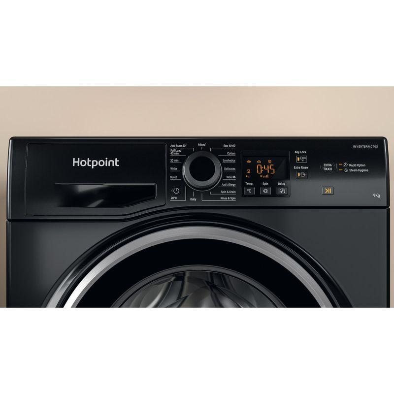 Hotpoint-Washing-machine-Free-standing-NSWF-944C-BS-UK-N-Black-Front-loader-C-Lifestyle-control-panel