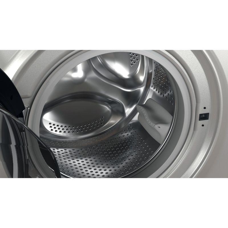 Hotpoint-Washing-machine-Free-standing-NSWR-743U-GK-UK-N-Graphite-Front-loader-D-Drum