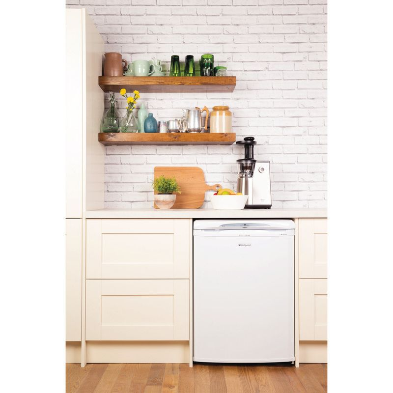 Hotpoint-Refrigerator-Free-standing-RLA36P-Global-white-Lifestyle-frontal