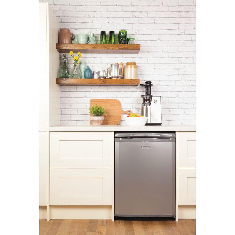 Hotpoint-Refrigerator-Free-standing-RLA36G-Graphite-Lifestyle_Frontal