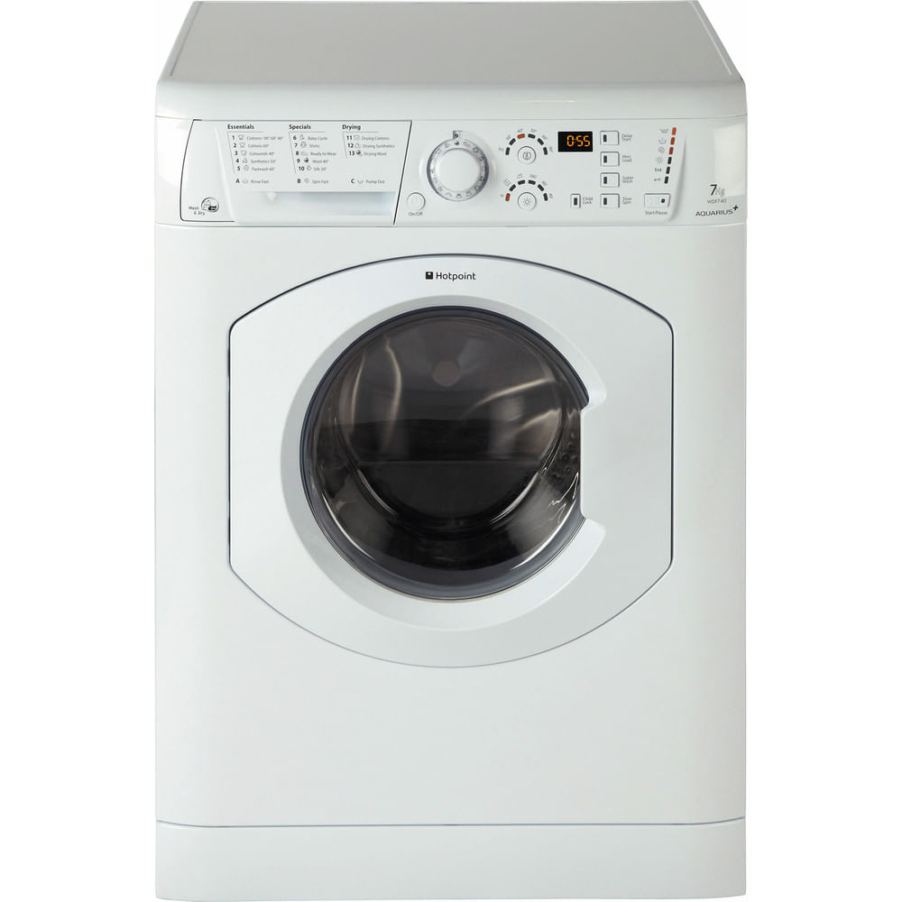 Hotpoint Freestanding Washer Dryer WDF 740 P (UK) : discover the specifications of our home appliances and bring the innovation into your house and family.
