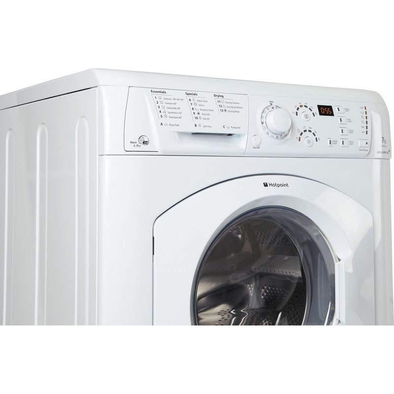 Hotpoint-Washer-dryer-Free-standing-WDF-740-P--UK--White-Front-loader-Control_Panel