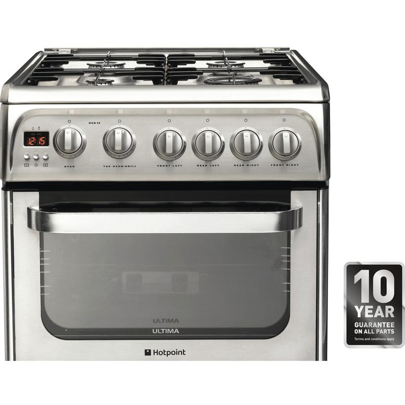 Hotpoint-Double-Cooker-HUG52X-Inox-A--Stainless-steel-Award