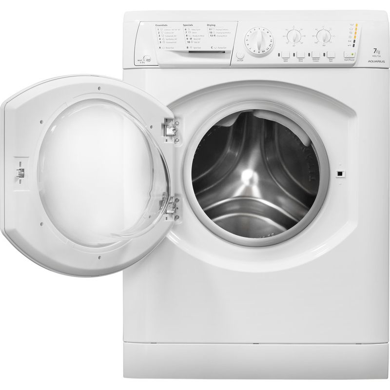 Hotpoint-Washer-dryer-Free-standing-WDL-540-P--UK-.C-White-Front-loader-Frontal-open