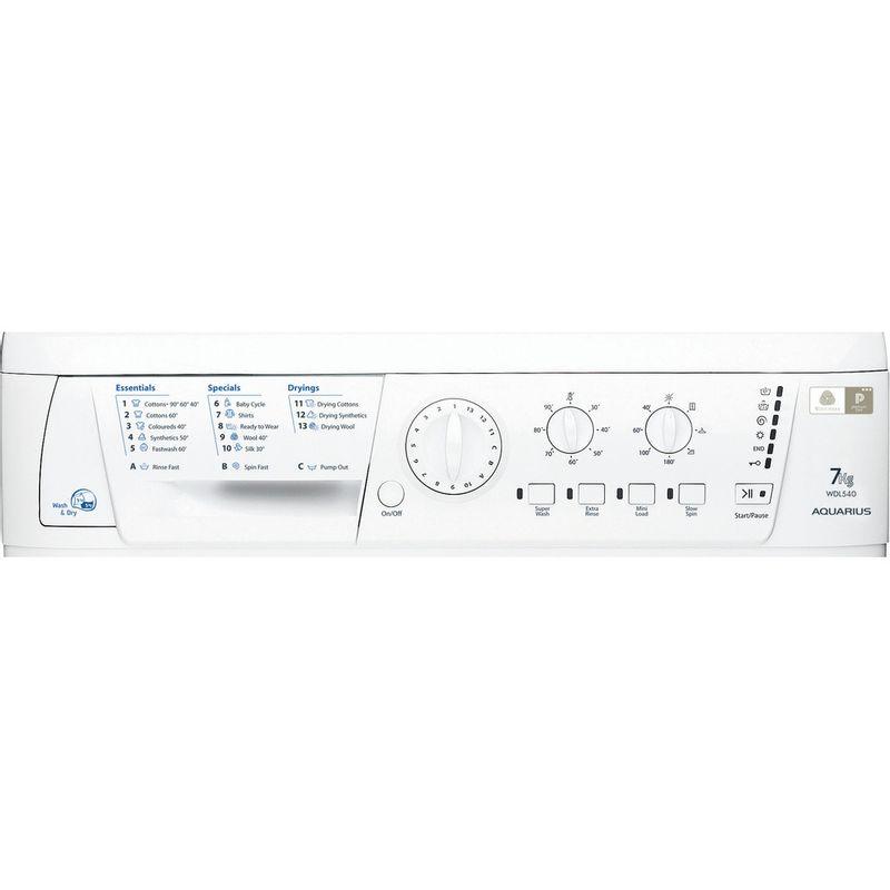 Hotpoint-Washer-dryer-Free-standing-WDL-540-P--UK-.C-White-Front-loader-Award