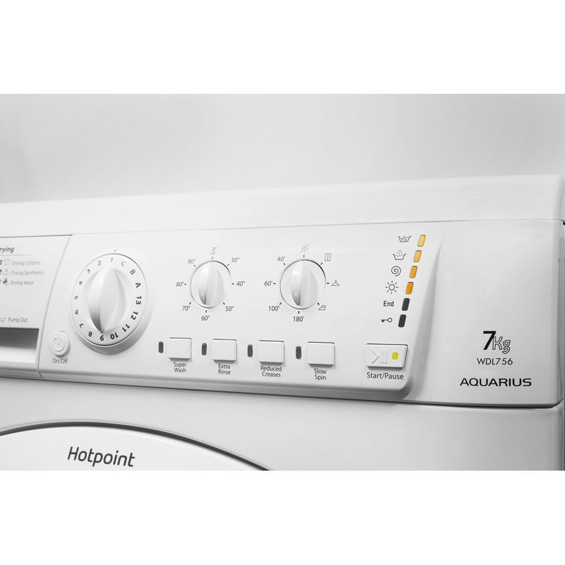 Hotpoint-Washer-dryer-Free-standing-WDL-540-P--UK-.C-White-Front-loader-Lifestyle-control-panel