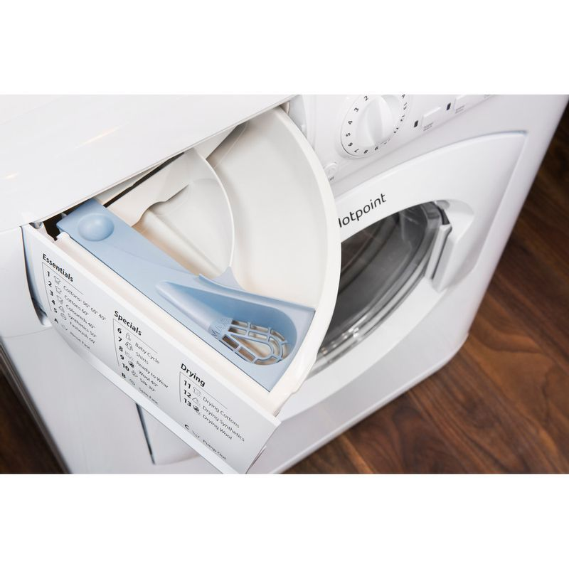 Hotpoint-Washer-dryer-Free-standing-WDL-540-P--UK-.C-White-Front-loader-Drawer