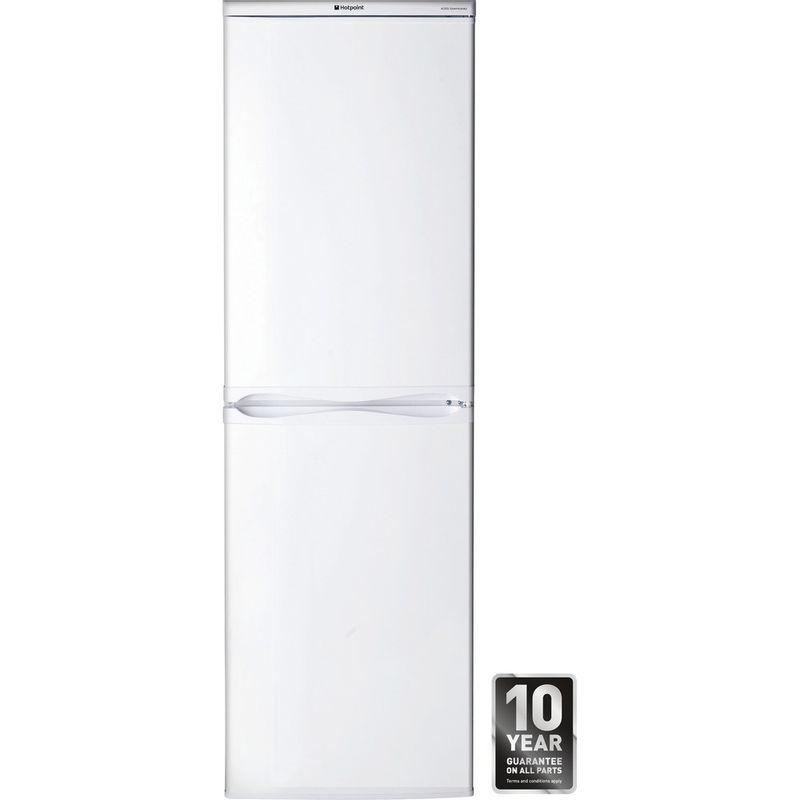 Hotpoint-Fridge-Freezer-Free-standing-RFAA52P-White-2-doors-Award