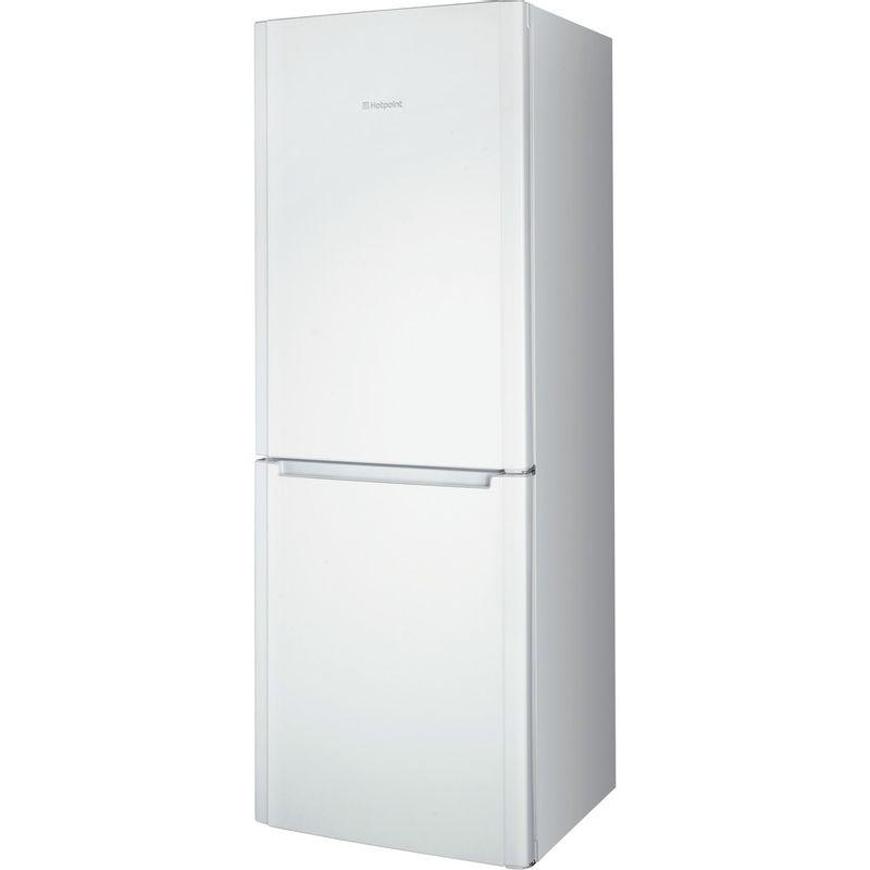 Hotpoint-Fridge-Freezer-Free-standing-FFUL-1913-P-White-2-doors-Perspective