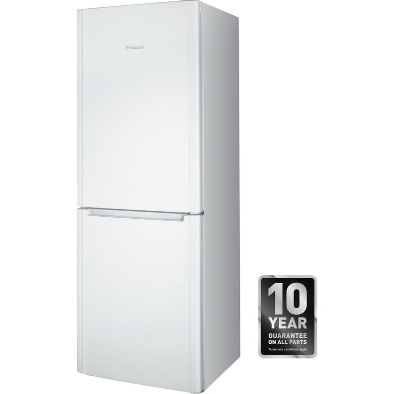 Hotpoint-Fridge-Freezer-Free-standing-FFUL-1913-P-White-2-doors-Award
