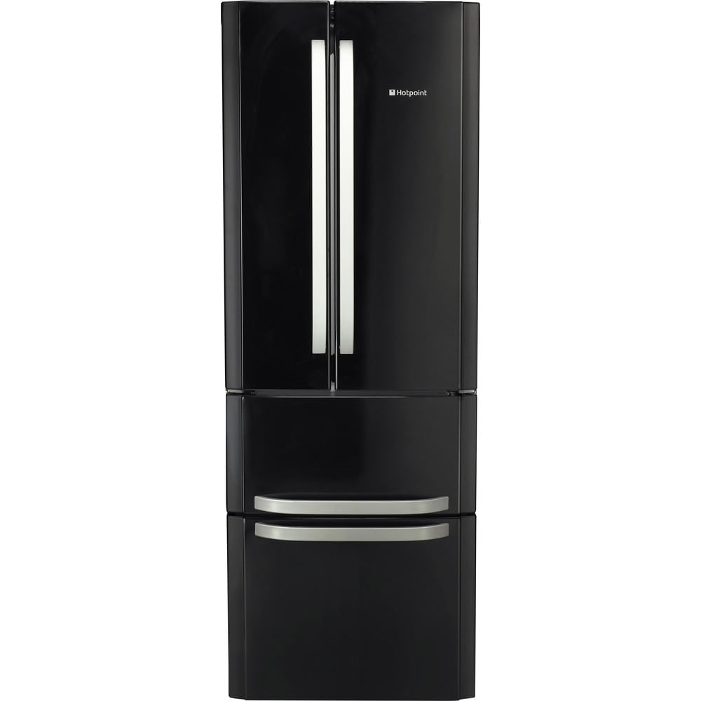 Hotpoint Freestanding fridge freezer FFU4D K : discover the specifications of our home appliances and bring the innovation into your house and family.