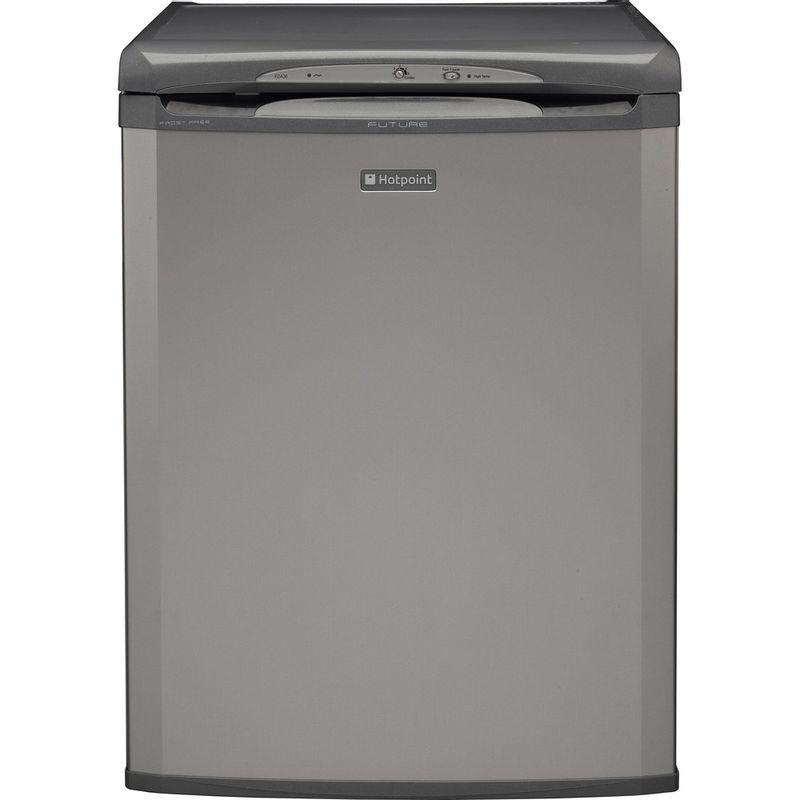 Hotpoint-Freezer-Free-standing-FZA36G-Graphite-Frontal