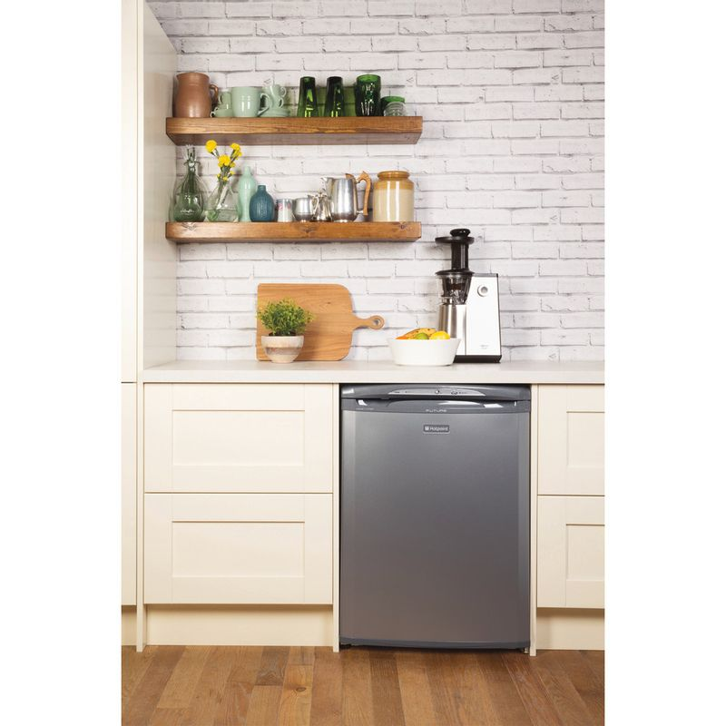 Hotpoint-Freezer-Free-standing-FZA36G-Graphite-Lifestyle-frontal