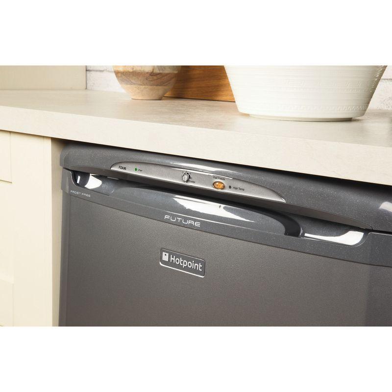 Hotpoint-Freezer-Free-standing-FZA36G-Graphite-Lifestyle-control-panel