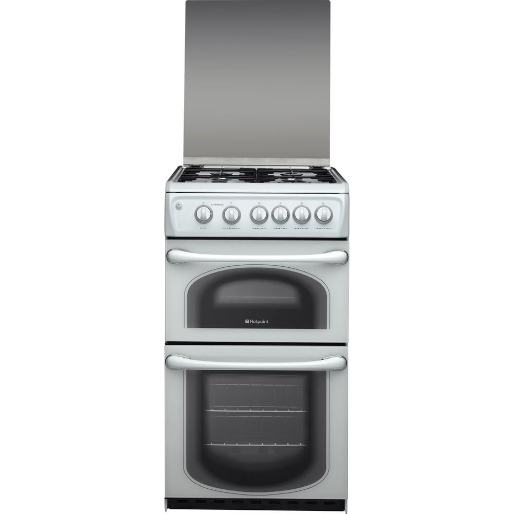 Hotpoint Double Cooker 50HGP : discover the specifications of our home appliances and bring the innovation into your house and family.