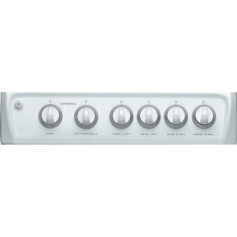 Hotpoint-Double-Cooker-50HGP-White-A--Enamelled-Sheetmetal-Control_Panel