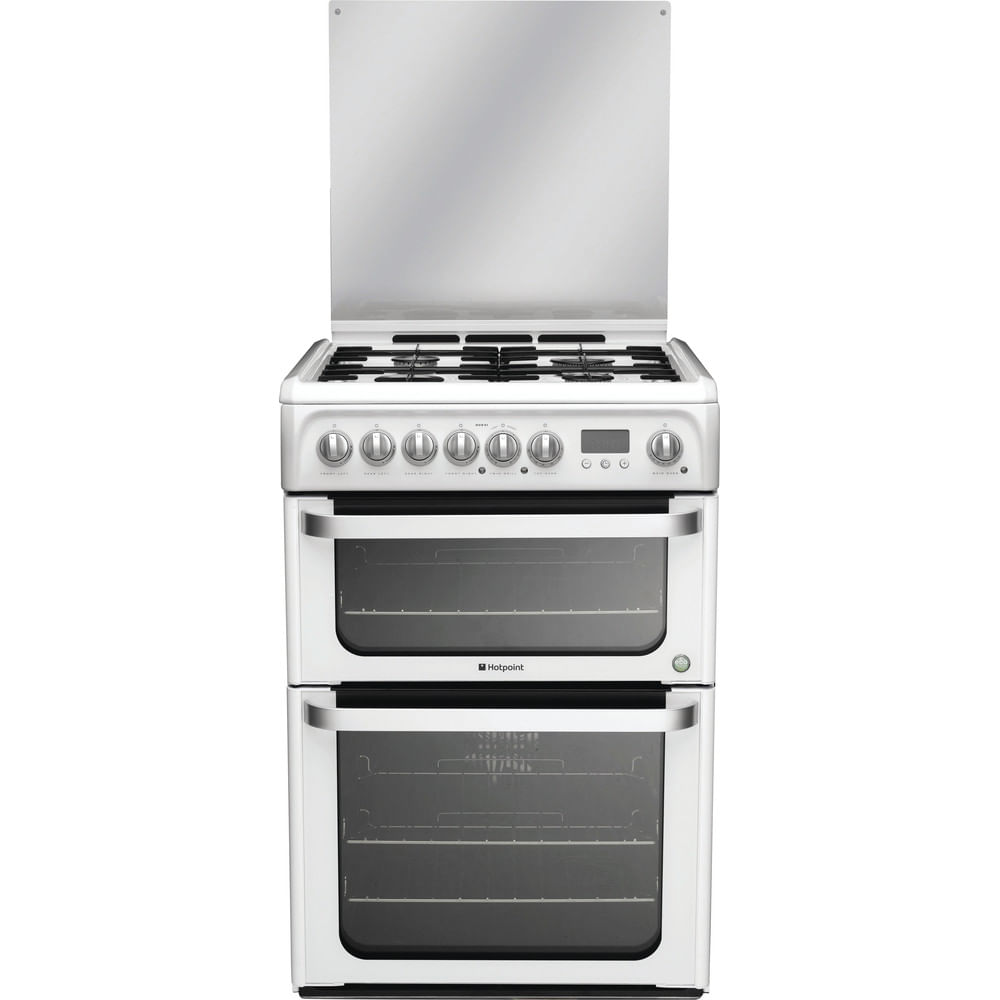 Hotpoint Double Cooker HUD61P S : discover the specifications of our home appliances and bring the innovation into your house and family.