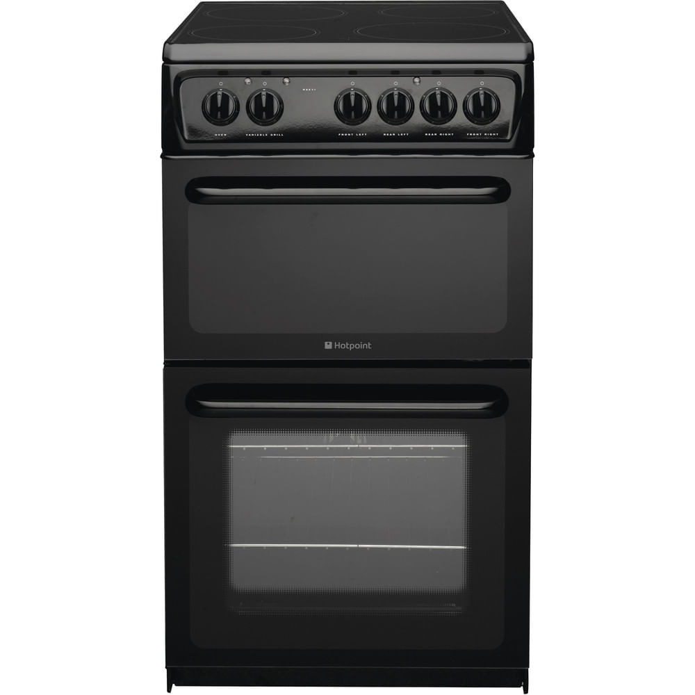 Hotpoint Double Cooker HAE51K S : discover the specifications of our home appliances and bring the innovation into your house and family.