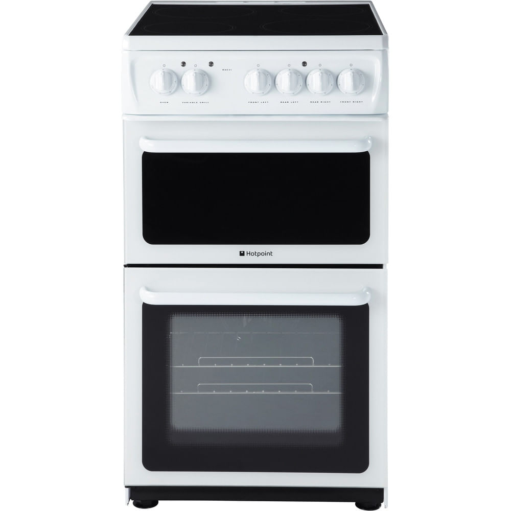 Hotpoint Double Cooker HAE51P S : discover the specifications of our home appliances and bring the innovation into your house and family.