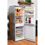 Hotpoint-Fridge-Freezer-Free-standing-NRFAA50S-Silver-2-doors-Lifestyle_Perspective_Open